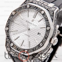 Audemars Piguet (Механика) Royal Oak Steel-Write Black
