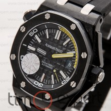 Audemars Piguet Royal Oak Offshore Diver Black Yellow