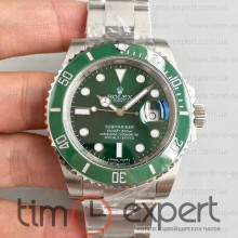 Rolex Submariner Date Green Ref:116610LV