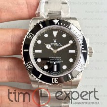 Rolex Submariner Black Ref:114060