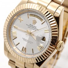 Rolex Day-Date 41 Yellow-Gold-Write