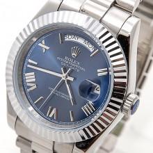 Rolex Day-Date 41 Steel-Blue