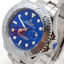 Rolex Yacht-Master 43 Steel-Blue