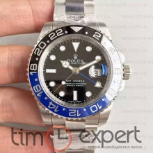 Rolex GMT-MASTER II BLACK/BLUE CERAMIC