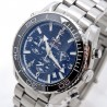 Omega Seamaster Professional 007 Co-Axial Steel-Black-Bracelet