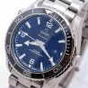 Omega Seamaster Co-Axial Steel-Black-Bracelet