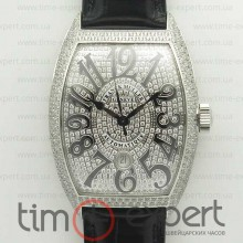 Franck Muller Casablanca Full Diamonds on Black