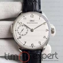 Iwc Schaffhausen Steel-Black-Write