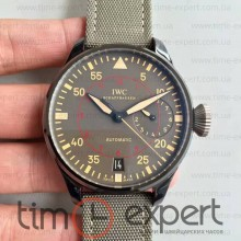 Iwc Big Pilot 1:1 Black-Gray Ceramica