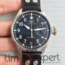 Iwc Big Pilot 1:1 Black-Steel