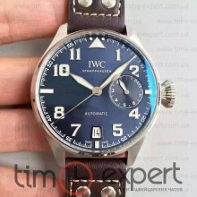 Iwc Big Pilot 1:1 Steel-Brown-Blue