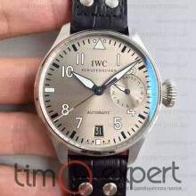 Iwc Big Pilot 1:1 Steel-Gray-Black