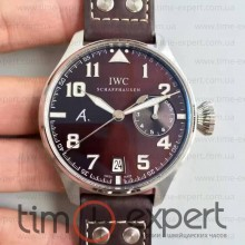 Iwc Big Pilot 1:1 Steel-Brown