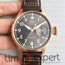 Iwc Big Pilot 1:1 Gold-Brown