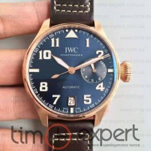 Iwc Big Pilot 1:1 Gold-Brown-Blue