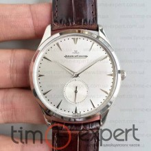 Jaeger-LeCoultre Silver-Brown
