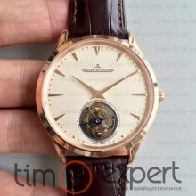 Jaeger-LeCoultre Flying Tourbillon Gold-Write