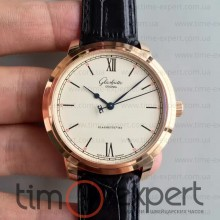 Glashutte Original Senator Excellence Gold-Write