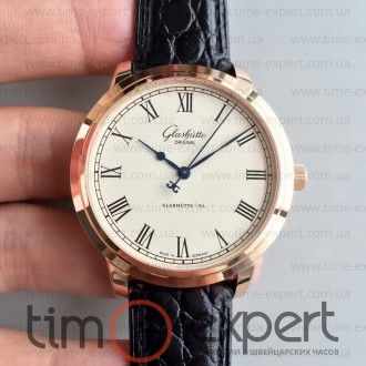 Glashutte Original Senator Excellence Gold-Write-Black