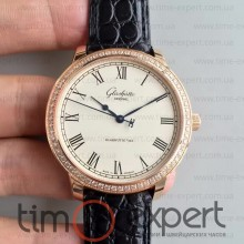 Glashutte Original Senator Excellence Gold-Diamond