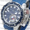 Ulysse Nardin Maxi Marine Deep Dive Blue