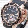Ulysse Nardin Maxi Marine Deep Dive Gold-Black