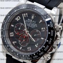Rolex Cosmograph Daytona Qvartz Steel-Gray Arab Ceramic