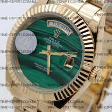 Rolex Day-Date 41 Green