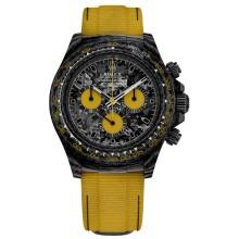 Rolex Daytona Carbon Lemon Edition