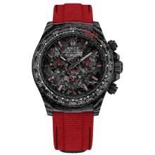 Rolex Daytona All Carbon Red Edition