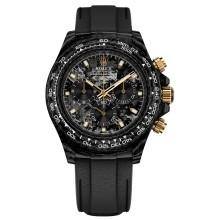 Rolex Daytona Carbon Black Gold
