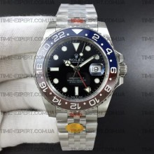Rolex GMT-MASTER II Blue-Red Ceramic Jubilee Bracelet
