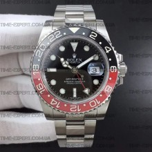 Rolex GMT-MASTER II Black-Red