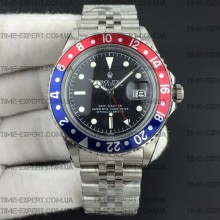 Rolex GMT-MASTER II Pepsi Red-Blue