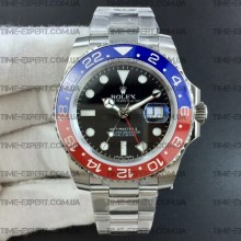 Rolex GMT-MASTER II Pepsi Red-Blue 3186