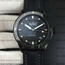 Blancpain Fifty Fathoms Bathyscaphe Black Ceramic