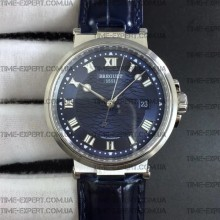 Breguet Marine 5517 Steel-Blue