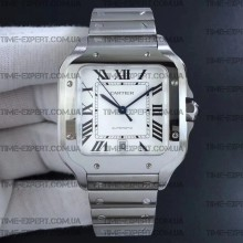 Cartier Santos de Cartier 40mm Steel