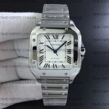 Cartier Santos de Cartier 35mm Steel