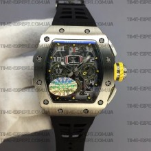 Richard Mille RM011-03 Chronograph Crystal Skeleton