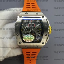 Richard Mille RM011-03 Chronograph Orange Racing Rubber