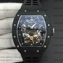 Richard Mille RM 51-01 Black Ceramic Tiger & Dragon