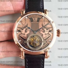 Speake-Marin Tourbillon 42mm Gold
