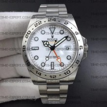 Rolex Explorer II 42mm 216570 White
