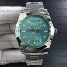 Rolex Milgauss 116400 904L Blue