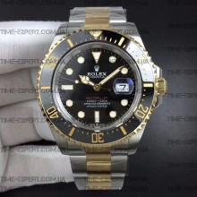 Rolex Sea-Dweller 126603 Bicolor
