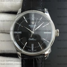 Rolex Cellini 50509 Steel-Black
