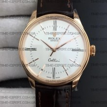 Rolex Cellini 50509 Gold-White-Rim