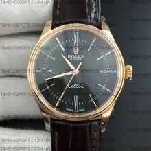 Rolex Cellini 50509 Gold-Black
