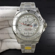 Rolex Yacht-Master 116622 Silver